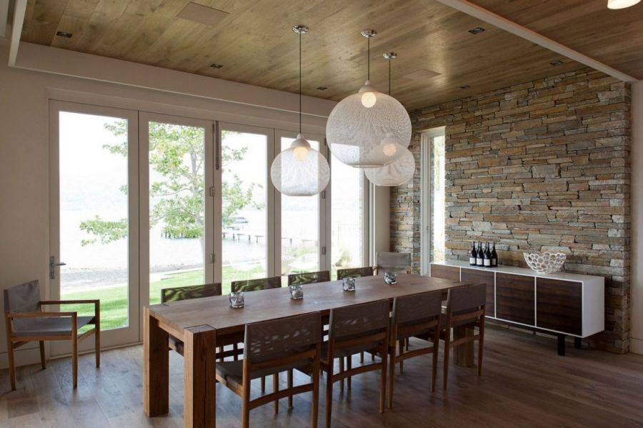 Best And Living Room The Pendant Light Over The Dining Table Pertaining To 2017 Pendant Lights For Dining Table (#4 of 15)