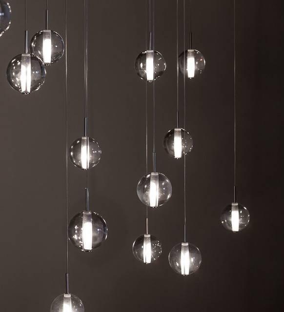 Best Contemporary Modern Ceiling Lights Appealing Contemporary In Most Recent Modern Contemporary Pendant Lighting (#6 of 15)