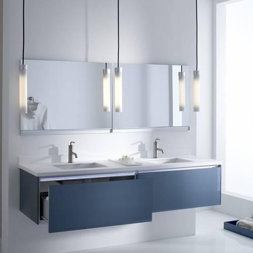 Best Pendant Lighting Ideas For The Modern Bathroom | Design With Recent Modern Bathroom Pendant Lighting (#9 of 15)