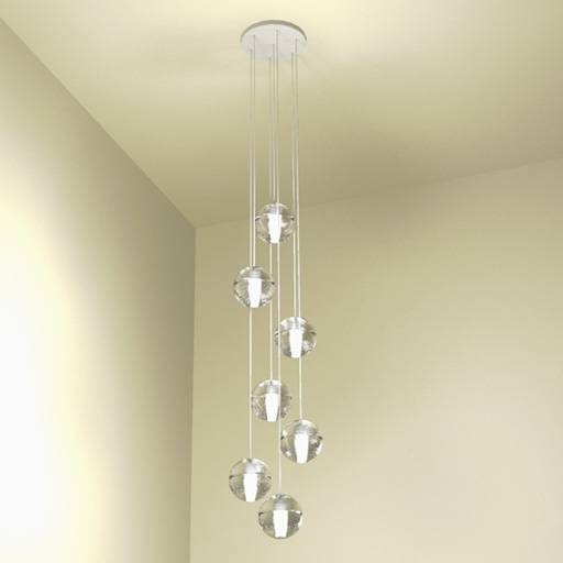 Bocci 14 Pendant Light 3d Model – Formfonts 3d Models & Textures Pertaining To Most Recently Released Bocci 14 Series Pendants (View 3 of 15)