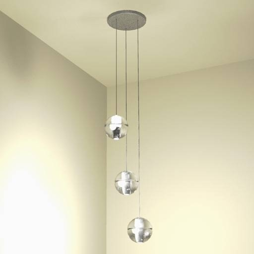 Bocci 14 Pendant Light 3D Model – Formfonts 3D Models & Textures With Recent Bocci Pendant Lights (#4 of 15)