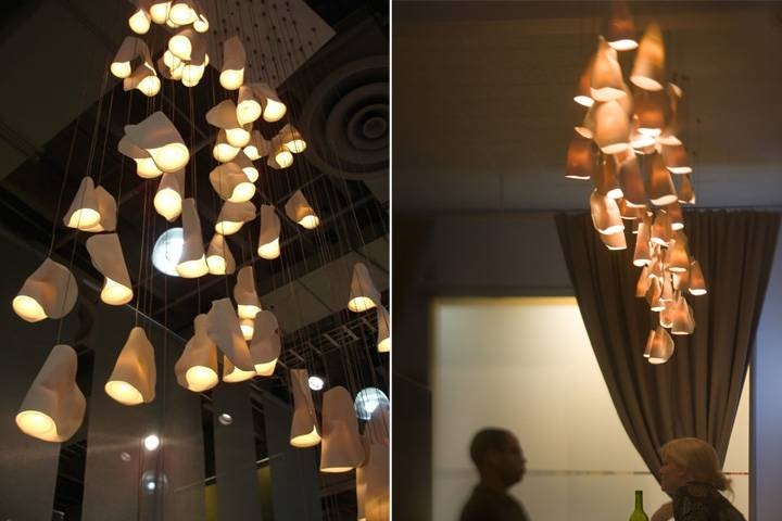 Bocci 21 Chandelier » Retail Design Blog Pertaining To Current Bocci Pendant Chandeliers (View 7 of 15)