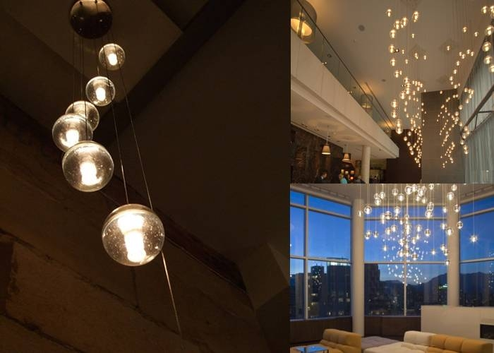 Bocci Pendant Lighting (Part Ii) – Nyc Interior Design Throughout 2018 Bocci Pendant Chandeliers (View 2 of 15)