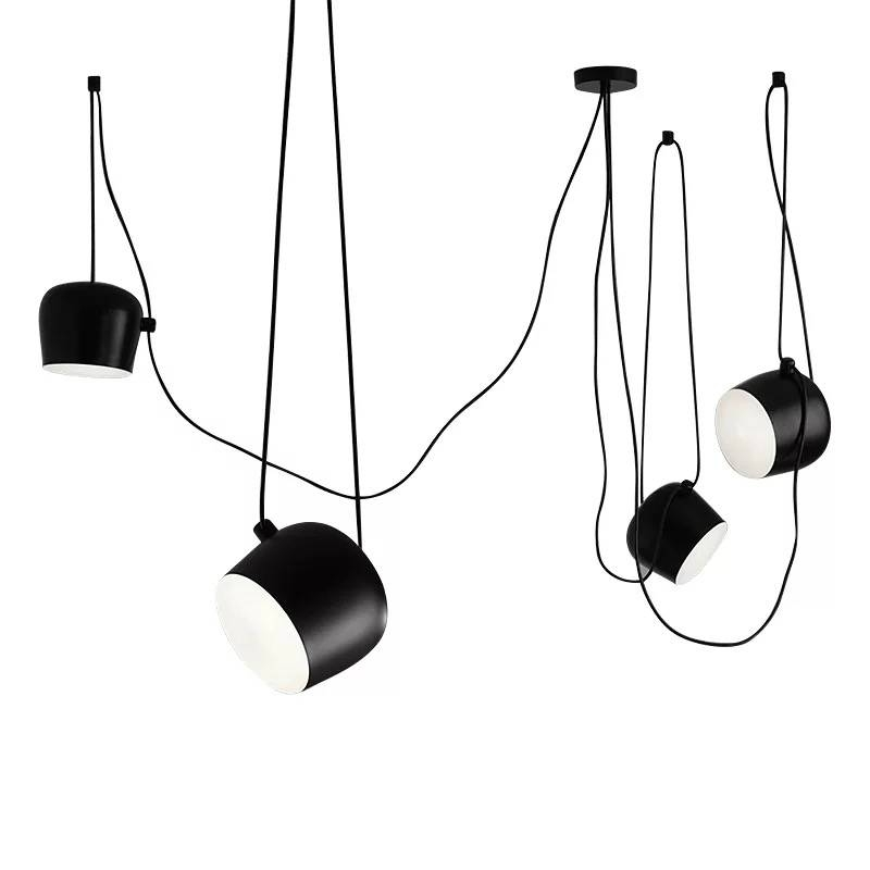 Bongos Creative Diy Office Pendant Lights Studio Modern Hang Lamp Throughout Newest Studio Pendant Lights (View 2 of 15)