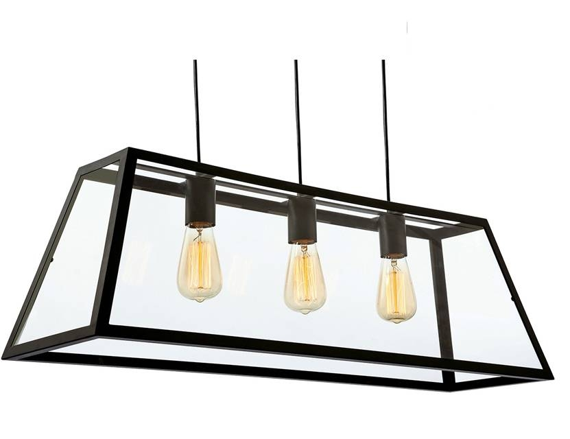 Box Pendant Lights From Easy Lighting With Regard To Most Up To Date Box Pendant Lights (#3 of 15)