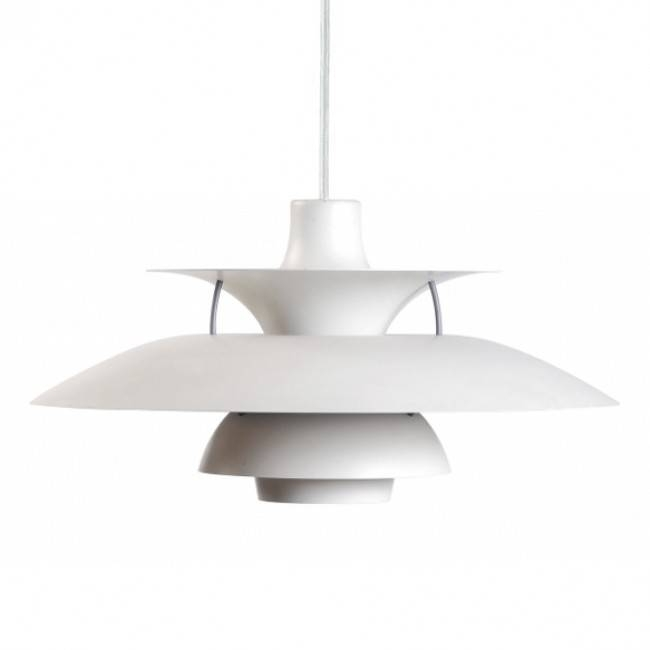 Brilliant Ceiling Pendant Lights Poul Henningsen Style Ph 5 In Most Recent Ph5 Pendants (#4 of 15)