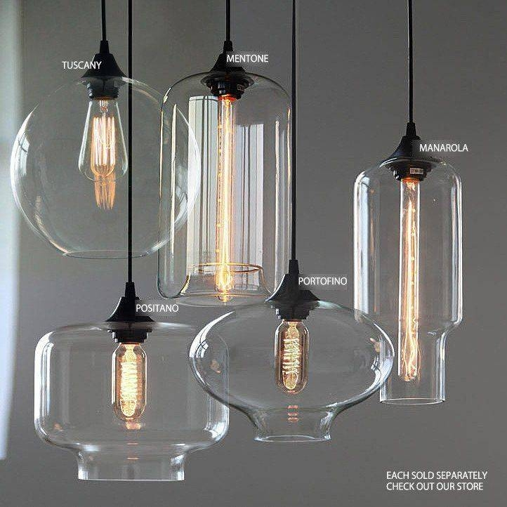 Brilliant Glass Pendant Ceiling Lights Ceiling Lights Pendant With 2018 Glass Pendant Lights Shades (#7 of 15)