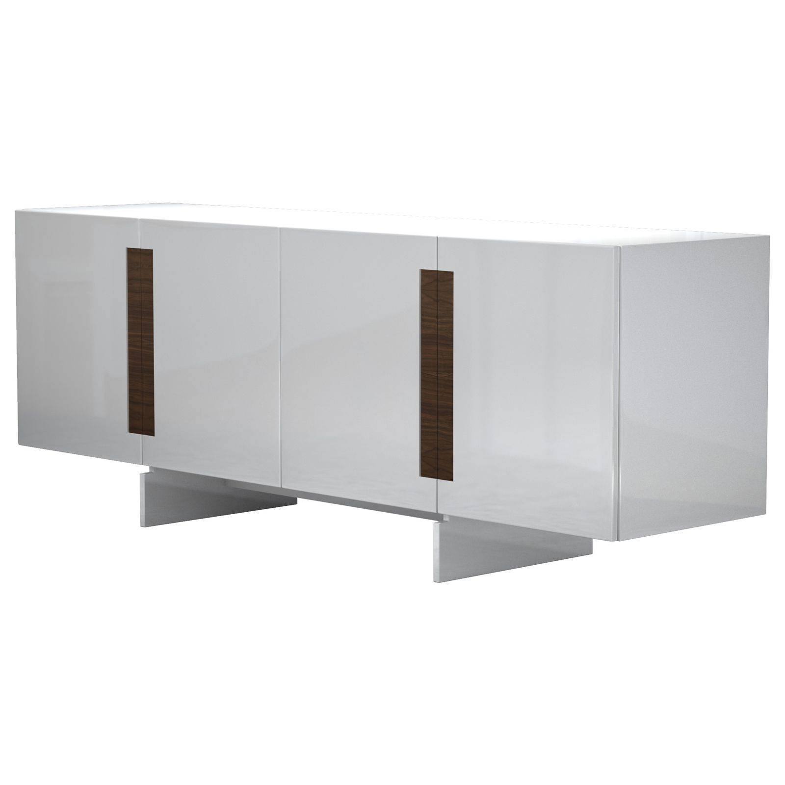 Brixton Sideboardmodloft | Modern Sideboards | Cressina Regarding White Contemporary Sideboards (#3 of 15)