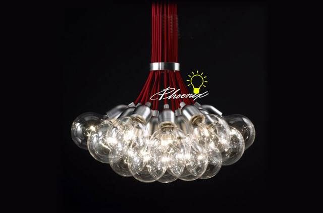Bubble Pendant Light – Hbwonong With Regard To Most Recently Released Bubble Pendants (#6 of 15)