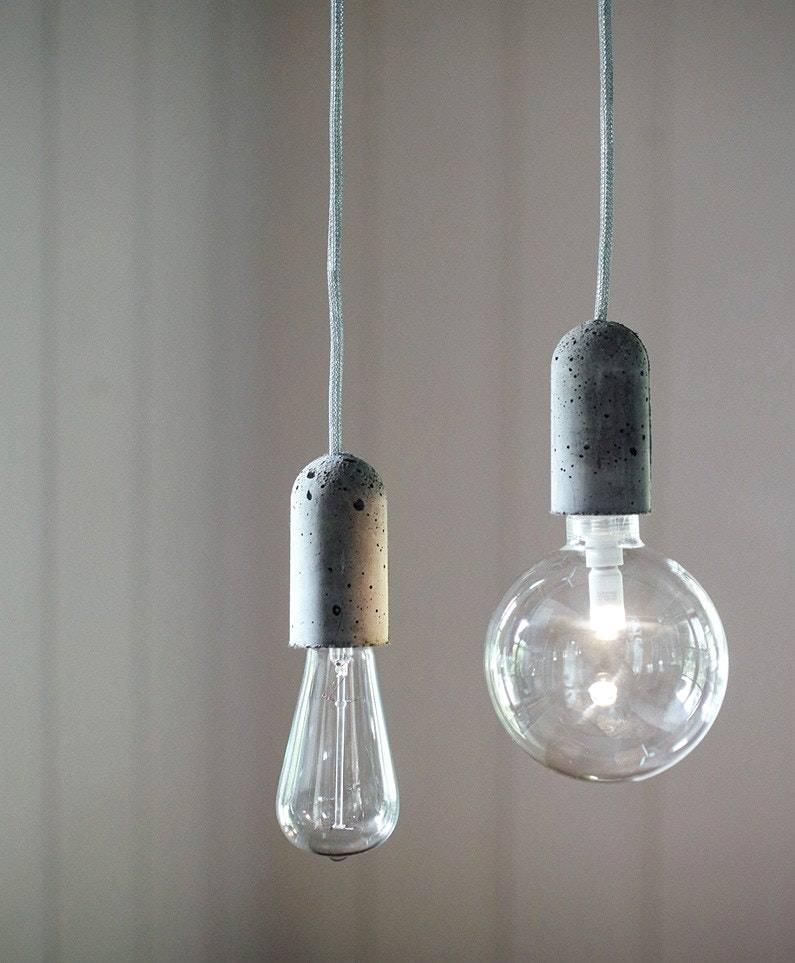 Popular Photo of Bulb Pendants