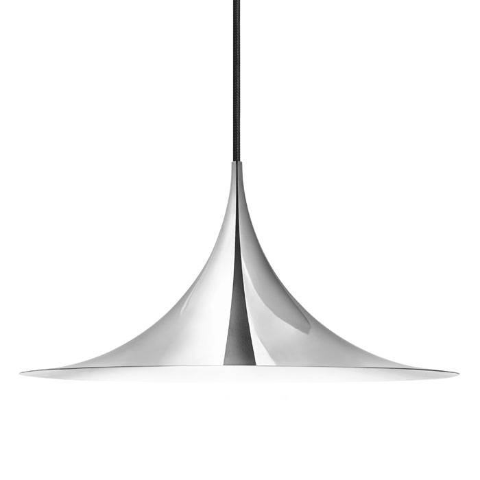 Buy The Gubi Semi Pendant Light | Utility Design Uk Intended For Best And Newest Gubi Semi Pendant Lights (View 5 of 15)