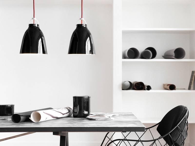 Buy The Lightyears Caravaggio Pendant Light Black At Nest.co (#2 of 15)
