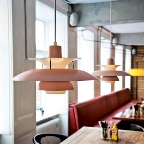 Buy The Louis Poulsen Ph 5 Pendant Light | Utility Design Uk With 2017 Ph5 Pendant Lamps (#2 of 15)