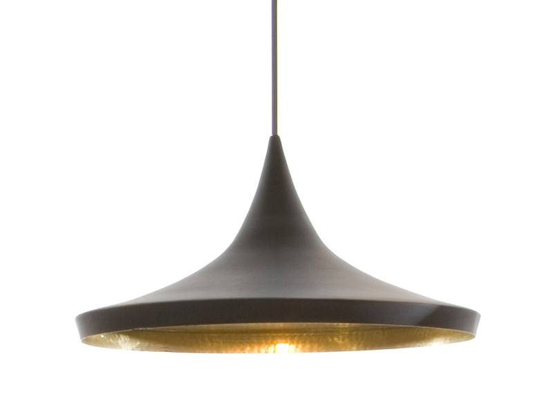 Buy The Tom Dixon Beat Light Wide – Black At Nest.co (#12 of 15)