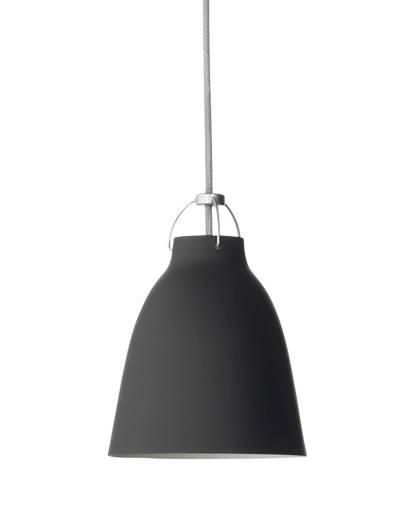 Caravaggio Matte Black Pendant Lightlightyears | Interior Deluxe Inside Latest Black Pendant Lights (#9 of 15)