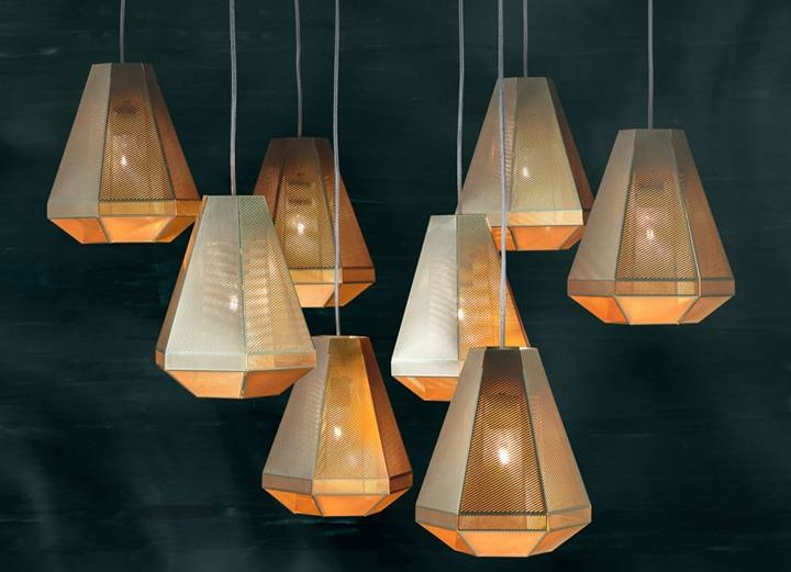 Cell Tall Pendant Lighttom Dixon » Retail Design Blog With Regard To Current Tom Dixon Pendant Lamps (#10 of 15)