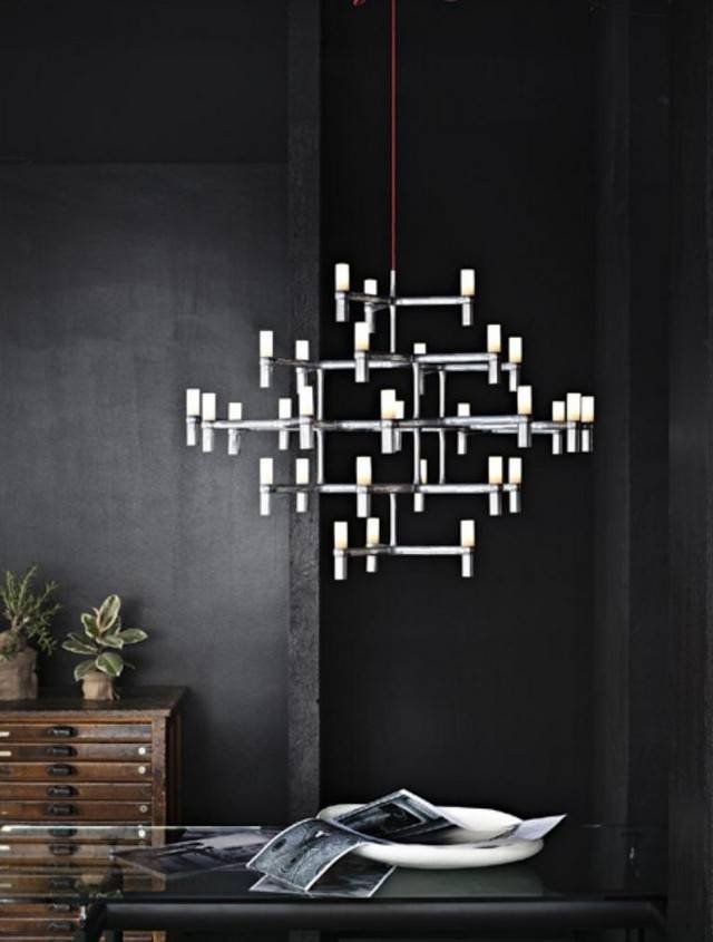 Chandelier Modern Pendant – Editonline For Most Popular Modern Pendant Chandeliers (#8 of 15)