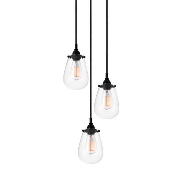 Chelsea Multi Light Pendant | Transitional Lighting, Cluster Pendant In 2018 Multi Bulb Pendant Lights (View 8 of 15)