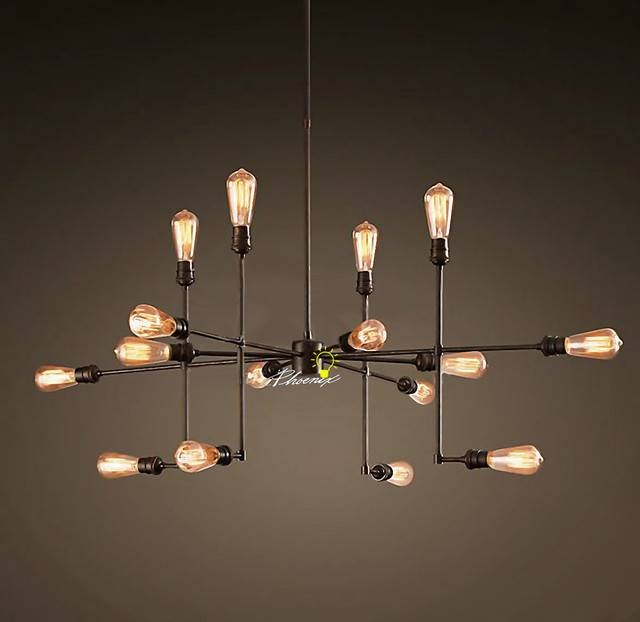 Chic Edison Light Bulb Pendants Awesome Decorating Pendant Ideas Within Most Current Bulb Pendants (#5 of 15)
