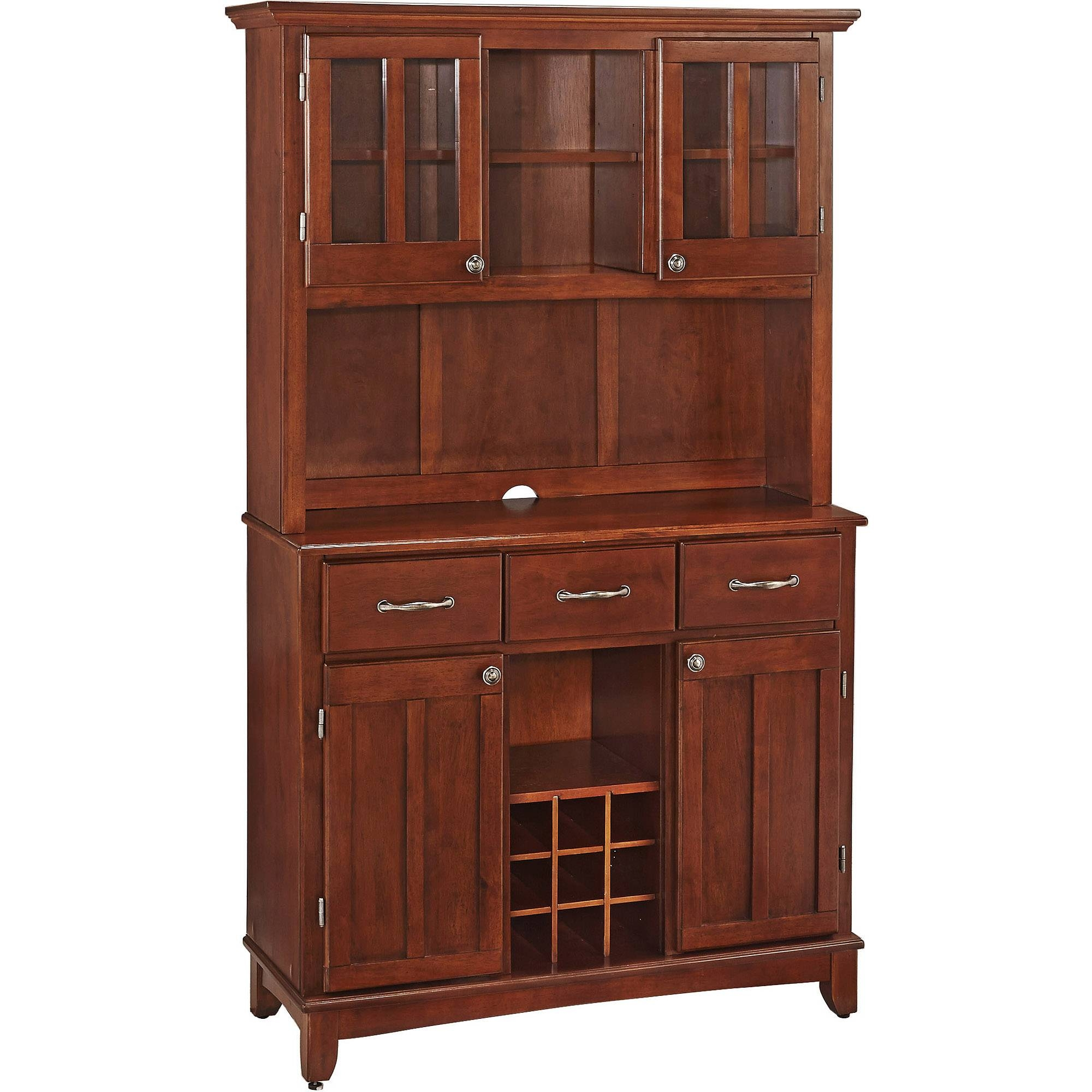 China Cabinets – Walmart Pertaining To Small Sideboard Cabinets (#6 of 15)