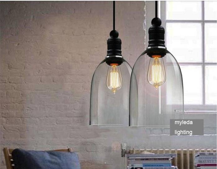 Compare Prices On Clock Retro Lamp  Online Shopping/buy Low Price Within Most Up To Date Clock Pendant Lights (#6 of 15)