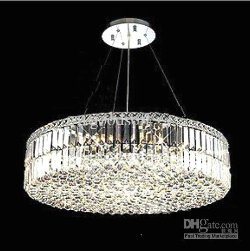 Contemporary Chandeliers And Pendants With Glass Chandelier In Recent Contemporary Chandeliers And Pendants (View 9 of 15)