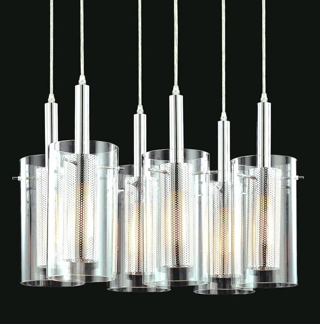 Contemporary Chandeliers And Pendants With Glass Chandelier Intended For 2017 Contemporary Chandeliers And Pendants (View 7 of 15)