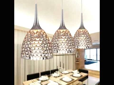 Contemporary Chandeliers And Pendants With Glass Chandelier Regarding Recent Contemporary Chandeliers And Pendants (View 2 of 15)