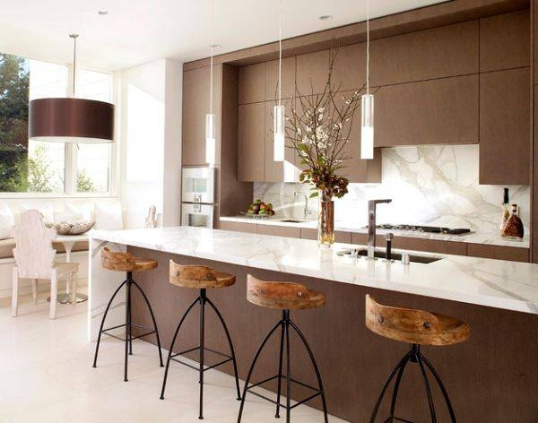 Popular Photo of Pendant Lighting For Contemporary Kitchen