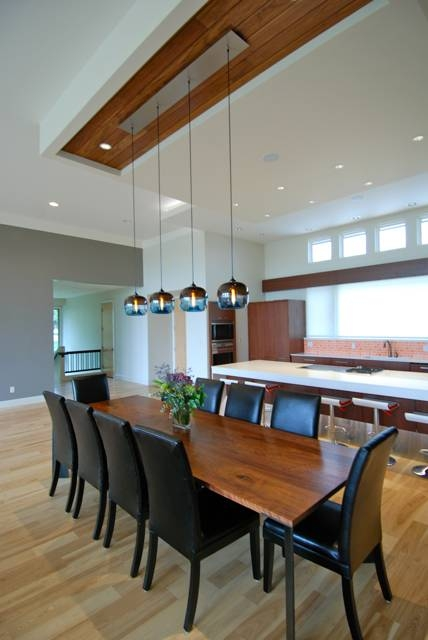 Contemporary Pendant Lighting For Dining Room Of Nifty In Most Popular Pendant Dining Lights (#6 of 15)