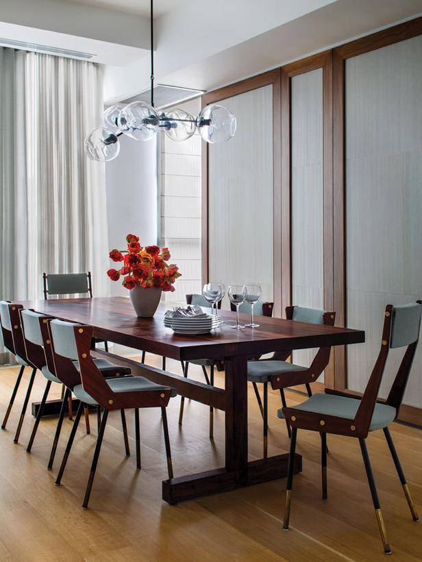 Contemporary Pendant Lighting For Dining Room Photo Of Goodly Pertaining To Most Popular Modern Dining Room Pendant Lighting (#6 of 15)