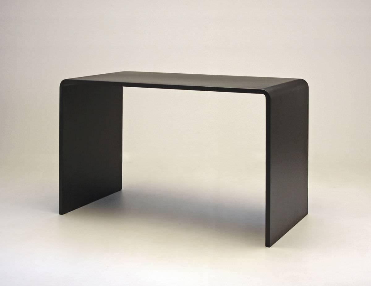 Contemporary Sideboard Table / Metal / Rectangular – Solitaire Regarding Metal Sideboard Furniture (#5 of 15)
