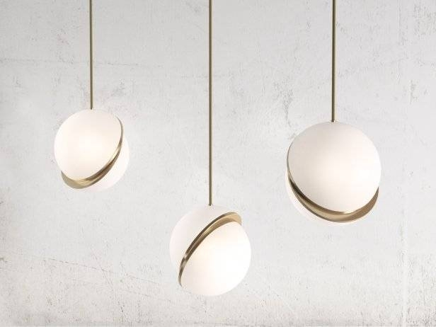 Crescent Pendant Light 3D Model | Lee Broom Within Best And Newest Crescent Pendant Lights (#10 of 15)
