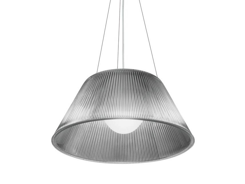Inspiration about Crystal Pendant Lamp Romeo Louis Iiflos Design Philippe  Starck In Latest Flos Pendants (