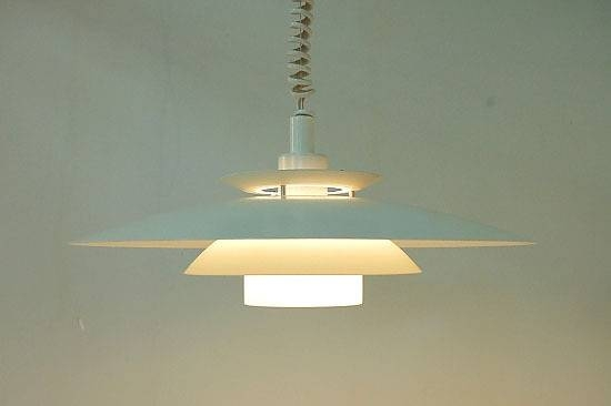 Danish Pendant Lamp From Form Light, 1960S For Sale At Pamono Throughout Latest Danish Pendant Lighting (#5 of 15)