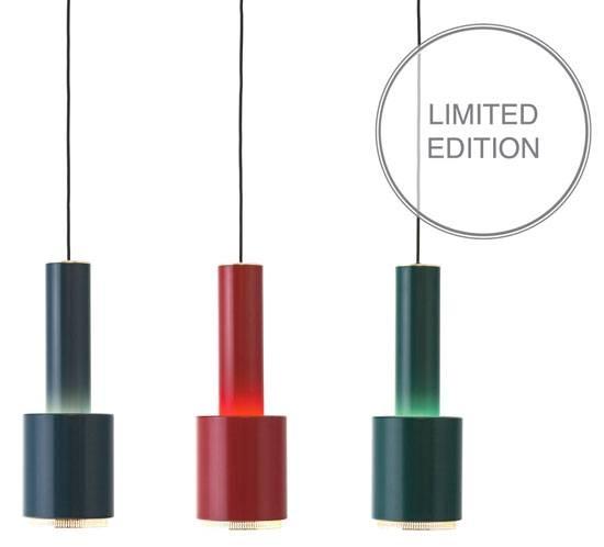 Design Spotting: Limited Edition A110 Pendant Lampalvar Aalto In Most Recent Alvar Aalto Pendants (View 10 of 15)