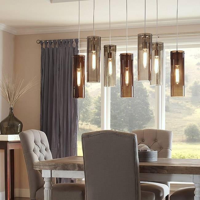 Dining Room Pendant Lighting Ideas & Advice At Lumens In 2017 Pendant Lights For Dining Room (#8 of 15)