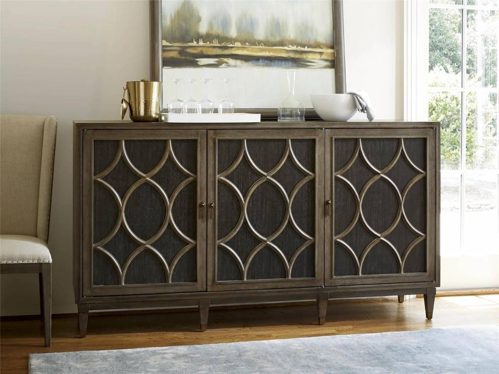 Dining Room Sideboards & Buffet Decor | Zin Home Blog Pertaining To Contemporary Sideboard Cabinets (#6 of 15)