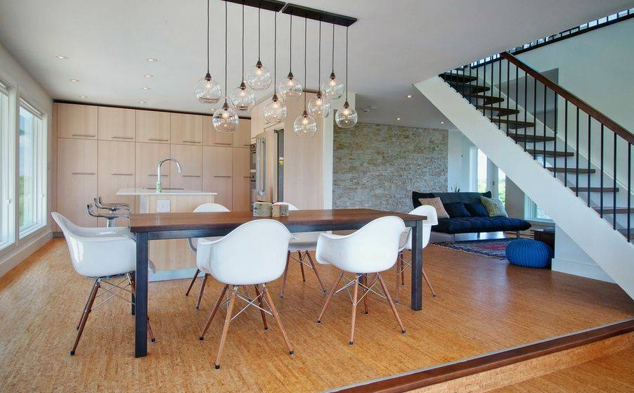 Delightful Great Inspiration About Dining Table Pendant Light U2013 Hbwonong Intended  For Recent Dining Table Pendants (