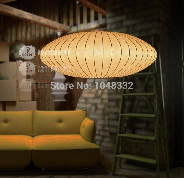 Discount 2015 Nordico George Nelson Bubble Saucer Pendant Lights Intended For Current Saucer Pendant Lamps (#3 of 15)