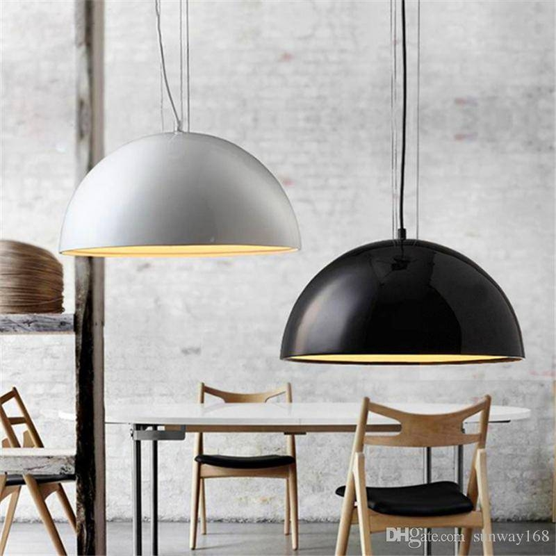 Discount Designer Pendant Lamps Creative Italian Style Flos Pertaining To Recent Italian Pendant Lighting (View 7 of 15)