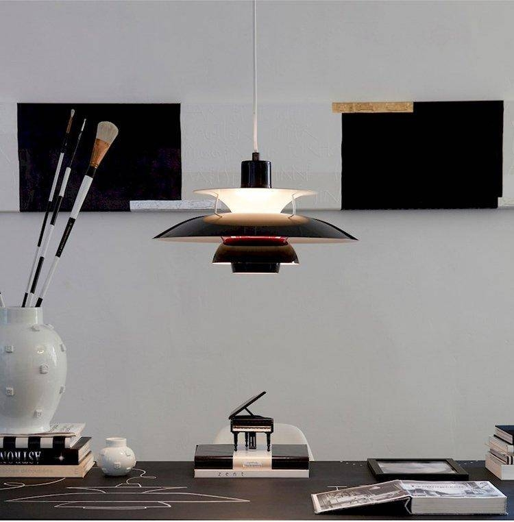 Discount Louis Poulsen Ph5 Modern Creative Ph Pendant Lights Art Pertaining To Most Up To Date Ph5 Pendant Lamps (#5 of 15)