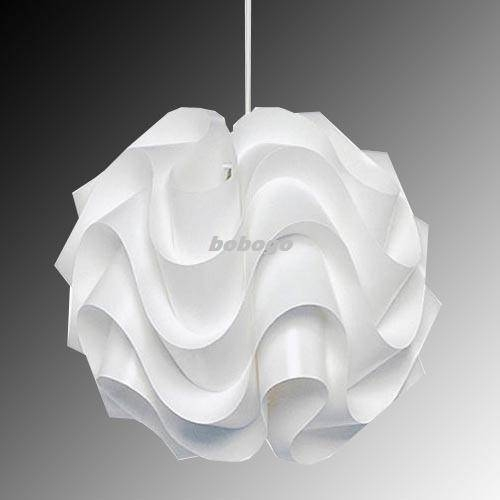 Discount New Modern Contemporary White Ceiling Light Pendant Lamp Pertaining To Most Up To Date Modern White Pendant Lights (View 2 of 15)