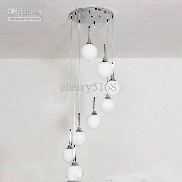 Discount New Modern Stylish Simplicity Pendant Light, Hanging For Most Up To Date Modern Hanging Pendant Lights (#5 of 15)