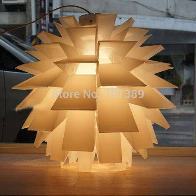 Discount S/m/l Size Diy Pp Pinecone/pinenut Norm 69 Pendant Light For Newest Norm 69 Pendant Lights (#5 of 15)
