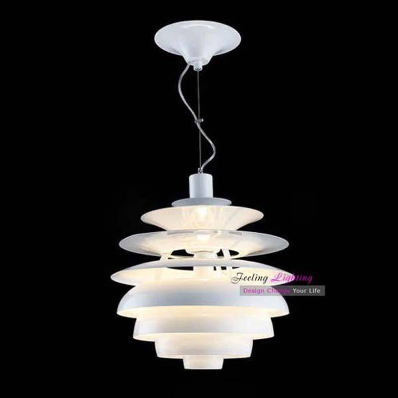 Discount Wholesale Louis Poulsen Ph Modern Snowball Fixture/lamp For Current Louis Poulsen Pendant Lights (#6 of 15)