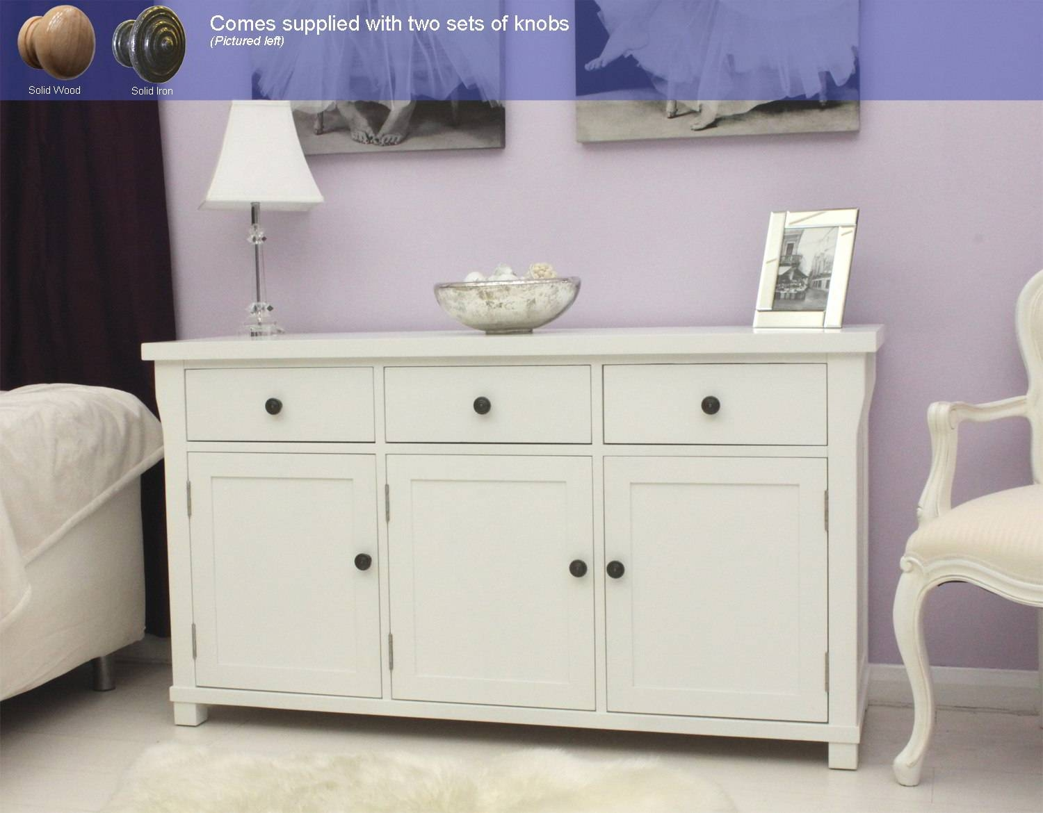 Dining Room Sideboard White | Home Decor & Renovation Ideas