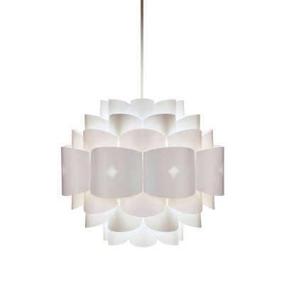Drum – Pendant Lights – Hanging Lights – The Home Depot For Most Current Jordan Pendant Lights (#13 of 15)