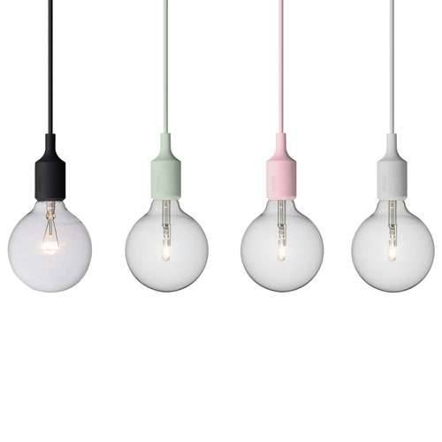 Popular Photo of E27 Pendant Lamps