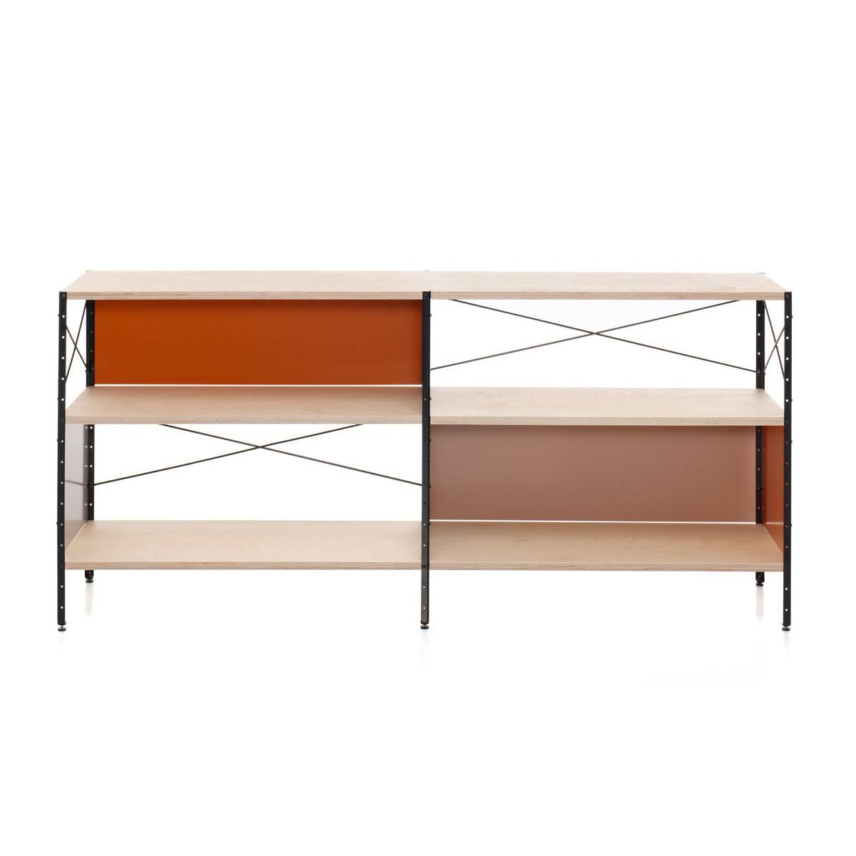 Eames Storage Unit 2 Ohvitra Intended For Eames Sideboards (#6 of 15)